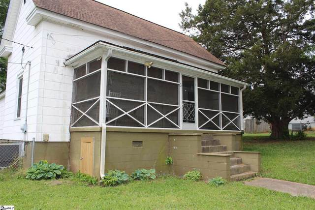 3 Wardlaw Street, Pelzer, SC 29669 (#1443928) :: Expert Real Estate Team