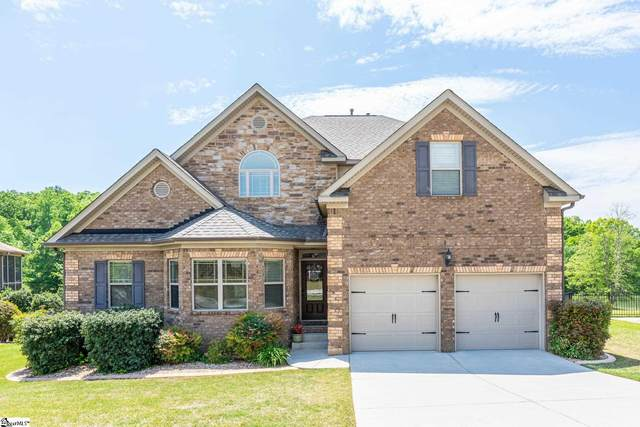 9 Governors Lake Way, Simpsonville, SC 29680 (MLS #1443951) :: Prime Realty