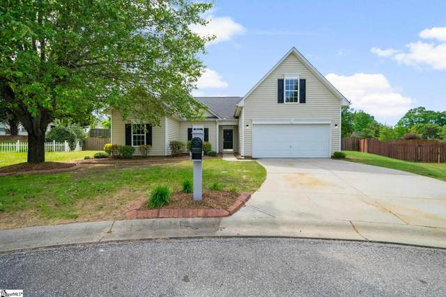 116 Red Holly Ridge Court, Greer, SC 29651 (#1443953) :: J. Michael Manley Team