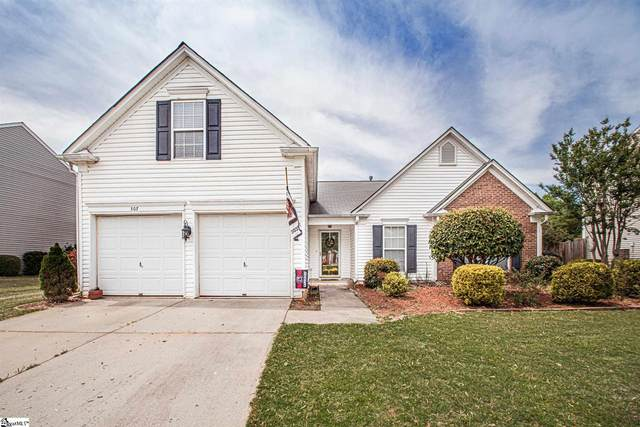 307 Karsten Creek Drive, Simpsonville, SC 29681 (#1443959) :: J. Michael Manley Team