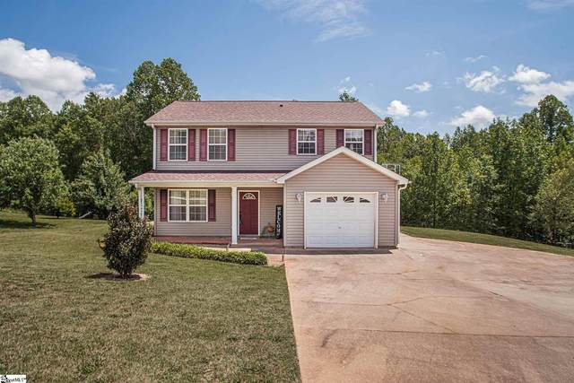 4 Red Mile Way, Taylors, SC 29687 (#1443965) :: J. Michael Manley Team