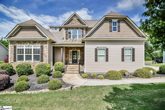 200 Lacebark Court, Simpsonville, SC 29680 (#1443966) :: The Robby Brady Team