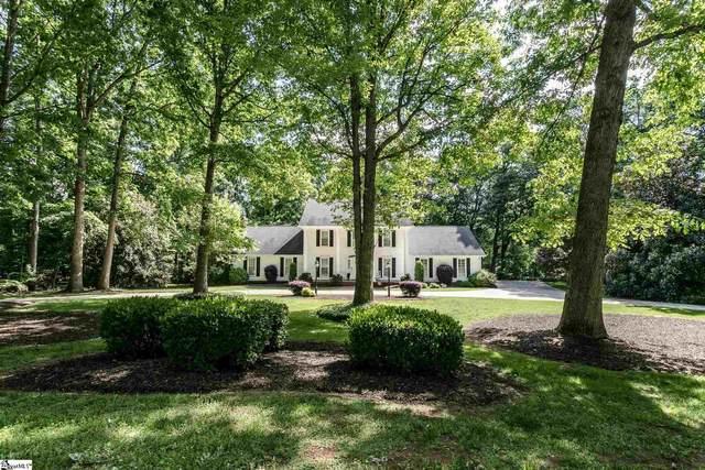 116 Mountain Valley Drive, Greer, SC 29651 (#1443990) :: Hamilton & Co. of Keller Williams Greenville Upstate