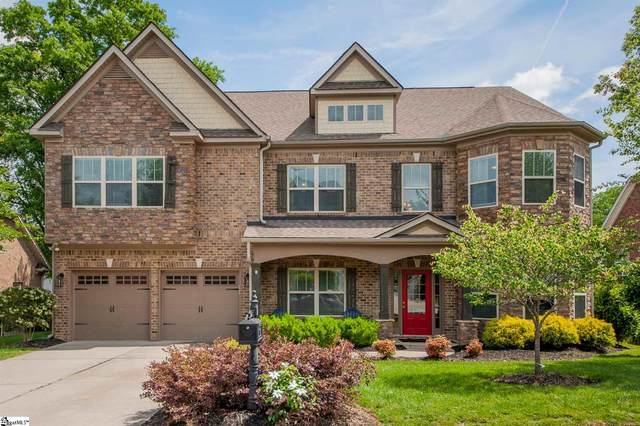 124 Palm Springs Way, Simpsonville, SC 29681 (#1443994) :: DeYoung & Company