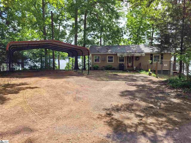 127 Rocky Shores Boat Ramp Road, Iva, SC 29655 (#1444005) :: Parker Group