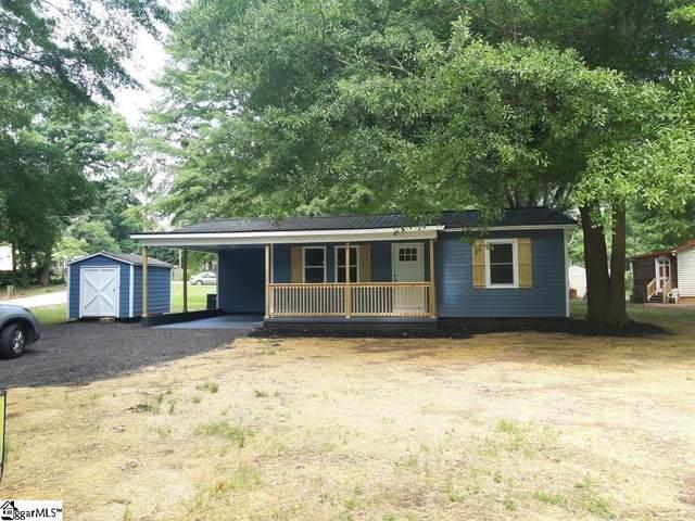 1501 Phyllis Drive, Anderson, SC 29621 (#1444033) :: Hamilton & Co. of Keller Williams Greenville Upstate