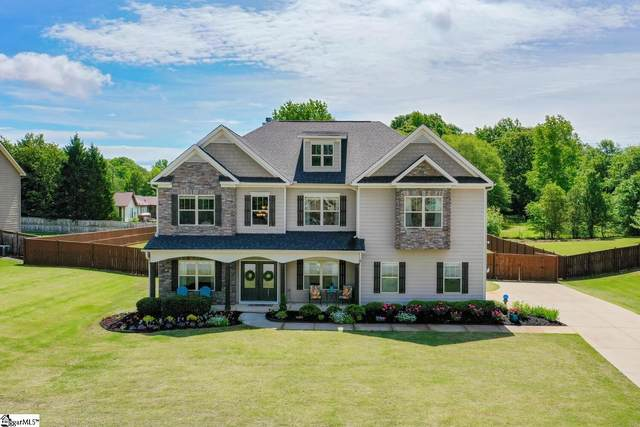 105 Lacebark Court, Simpsonville, SC 29680 (#1444040) :: The Robby Brady Team