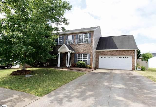 125 Dellwood Drive, Spartanburg, SC 29301 (#1444045) :: J. Michael Manley Team