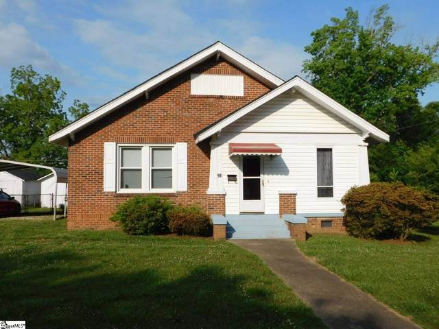 98 Fourth Street, Greenwood, SC 29646 (#1444062) :: J. Michael Manley Team