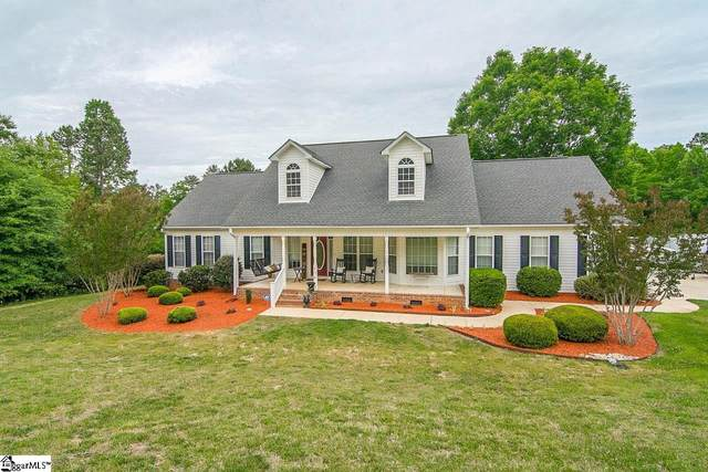 106 Cane Court, Greenwood, SC 29649 (#1444078) :: J. Michael Manley Team