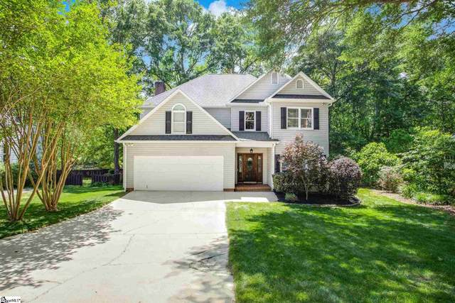 9 Shadetree Court, Greer, SC 29651 (#1444080) :: Hamilton & Co. of Keller Williams Greenville Upstate
