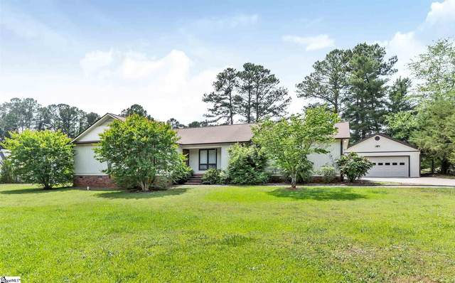 102 Sunset Point, Anderson, SC 29626 (#1444092) :: DeYoung & Company
