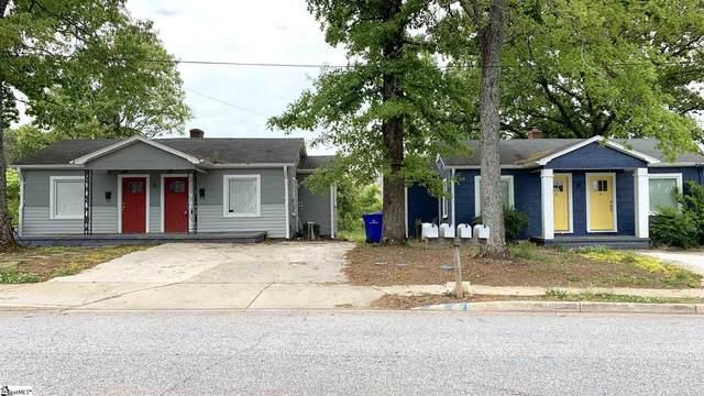 10 Crystal Avenue, Greenville, SC 29605 (#1444108) :: Hamilton & Co. of Keller Williams Greenville Upstate