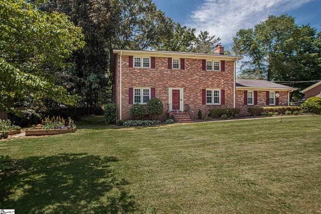 7 Laurel Drive, Taylors, SC 29687 (#1444109) :: Hamilton & Co. of Keller Williams Greenville Upstate