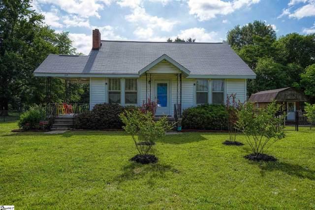 114 Hillcrest Drive, Greer, SC 29651 (#1444110) :: Hamilton & Co. of Keller Williams Greenville Upstate
