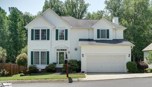 35 Poplar Springs Drive, Mauldin, SC 29662 (#1444122) :: Hamilton & Co. of Keller Williams Greenville Upstate
