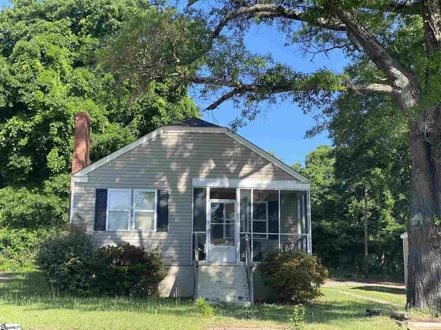 606 John B White Sr Boulevard, Spartanburg, SC 29306 (#1444124) :: Hamilton & Co. of Keller Williams Greenville Upstate
