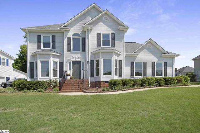 310 Wild Rice Drive, Simpsonville, SC 29681 (#1444141) :: DeYoung & Company