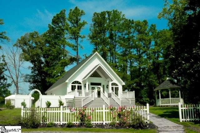 605 Groce Meadow Road, Taylors, SC 29687 (#1444154) :: Hamilton & Co. of Keller Williams Greenville Upstate