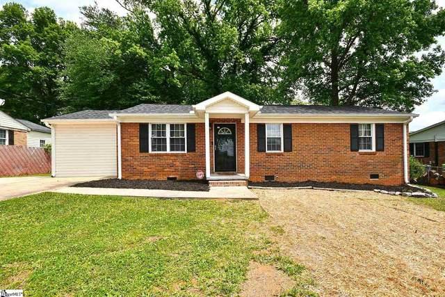 4 Blossom Drive, Greenville, SC 29605 (#1444176) :: Hamilton & Co. of Keller Williams Greenville Upstate