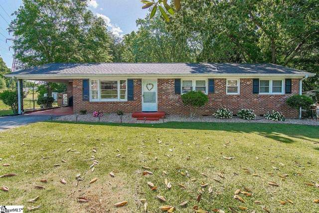 359 Crestview Drive, Spartanburg, SC 29316 (#1444182) :: Hamilton & Co. of Keller Williams Greenville Upstate