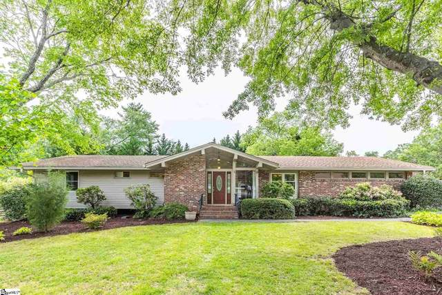 12 Lake Fairfield Drive, Greenville, SC 29615 (#1444189) :: Coldwell Banker Caine