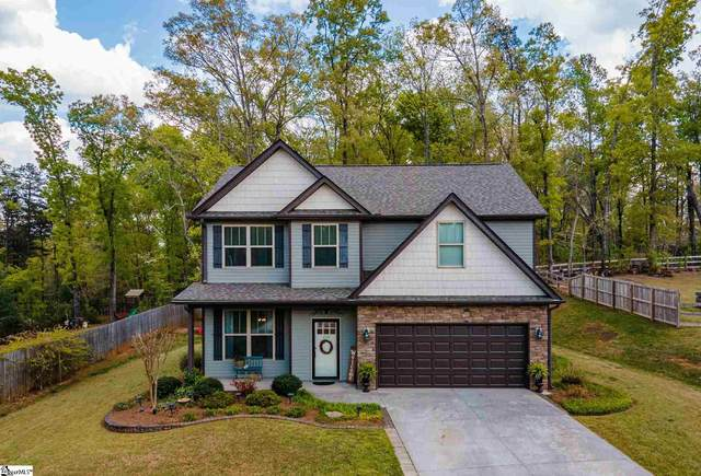 16 Smith Tractor Road, Travelers Rest, SC 29690 (#1444206) :: J. Michael Manley Team