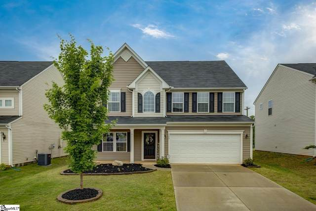 328 Bucklebury Road, Greer, SC 29651 (#1444212) :: J. Michael Manley Team