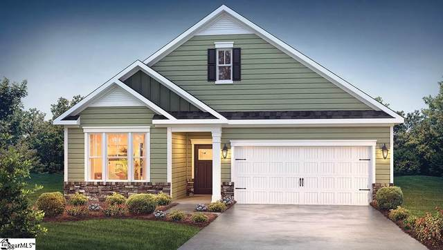 10 Daybreak Place, Simpsonville, SC 29681 (#1444237) :: Hamilton & Co. of Keller Williams Greenville Upstate