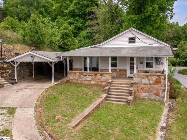 292 & 306 Mountain Page Road, Saluda, NC 28773 (#1444238) :: Hamilton & Co. of Keller Williams Greenville Upstate