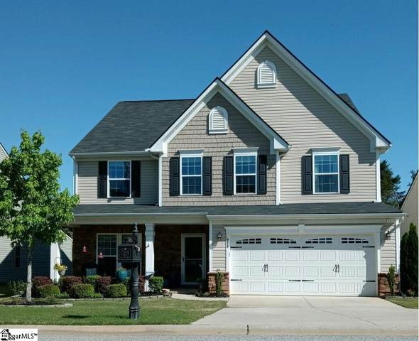 200 Chestatee Court, Simpsonville, SC 29680 (#1444249) :: Parker Group