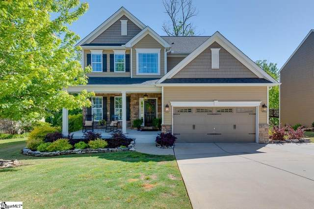 181 Chandler Crest Court, Greer, SC 29651 (#1444253) :: Hamilton & Co. of Keller Williams Greenville Upstate