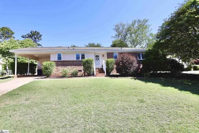 210 Capewood Road, Simpsonville, SC 29680 (#1444258) :: Hamilton & Co. of Keller Williams Greenville Upstate