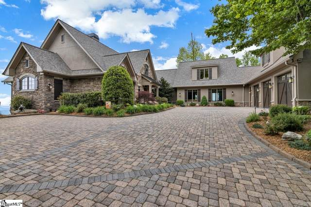 501 Panther Mountain Road, Travelers Rest, SC 29690 (#1444270) :: Coldwell Banker Caine