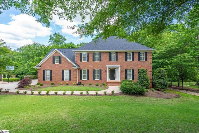 849 Oakcrest Road, Spartanburg, SC 29301 (#1444290) :: Coldwell Banker Caine