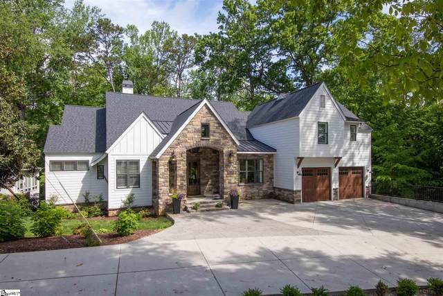 58 Rock Creek Drive, Greenville, SC 29605 (#1444291) :: J. Michael Manley Team