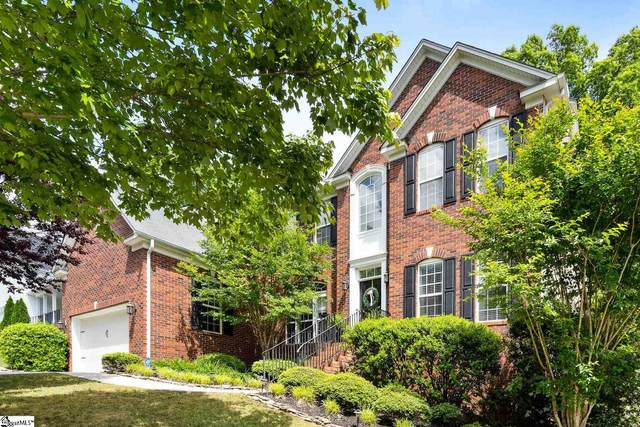 109 Waters Reach Lane, Simpsonville, SC 29681 (#1444298) :: J. Michael Manley Team
