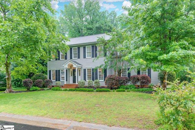21 Summer Glen Drive, Simpsonville, SC 29681 (#1444300) :: J. Michael Manley Team