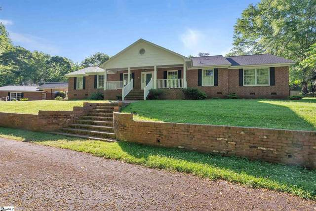 125 Nob Hill Road, Spartanburg, SC 29307 (#1444317) :: Coldwell Banker Caine