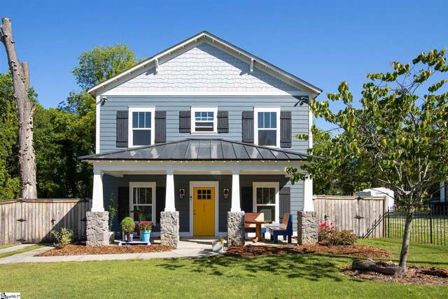 211 Echols Street, Greenville, SC 29601 (#1444341) :: Coldwell Banker Caine