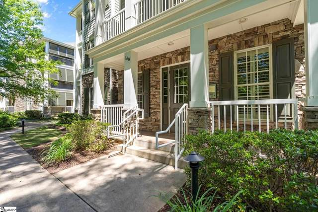 168 Ridgeland Drive Unit 100, Greenville, SC 29601 (MLS #1444353) :: Prime Realty