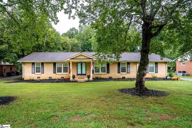 2808 Little Creek Drive, Anderson, SC 29621 (#1444356) :: Parker Group