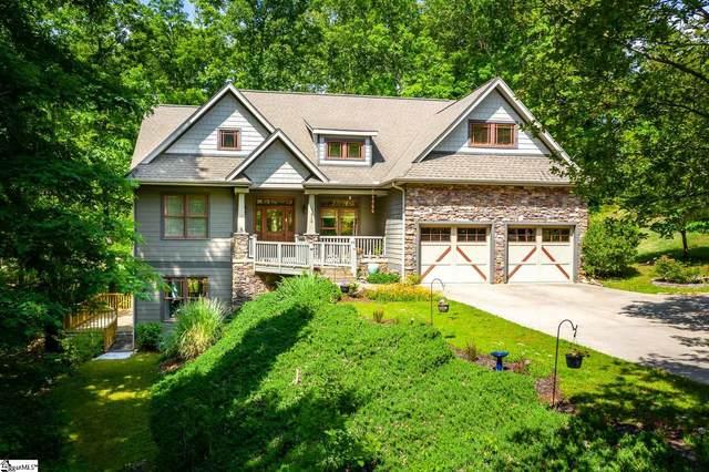 612 Scharlin Drive, Pickens, SC 29671 (#1444385) :: Hamilton & Co. of Keller Williams Greenville Upstate