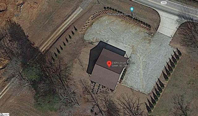 2309 Locust Hill Road, Greer, SC 29651 (#1444386) :: Hamilton & Co. of Keller Williams Greenville Upstate
