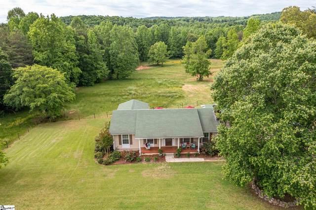 3818 South Carolina 414, Landrum, SC 29356 (#1444406) :: Coldwell Banker Caine