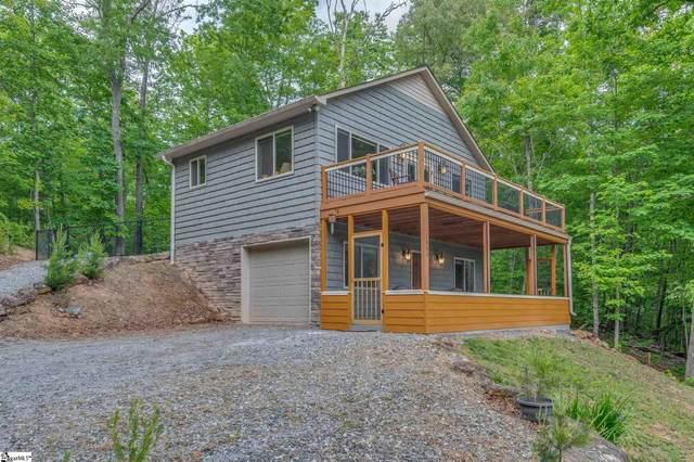 1655 W Lake Shore Drive, Landrum, SC 29356 (#1444408) :: Hamilton & Co. of Keller Williams Greenville Upstate