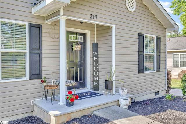 317 Gray Street, Travelers Rest, SC 29690 (#1444410) :: Coldwell Banker Caine
