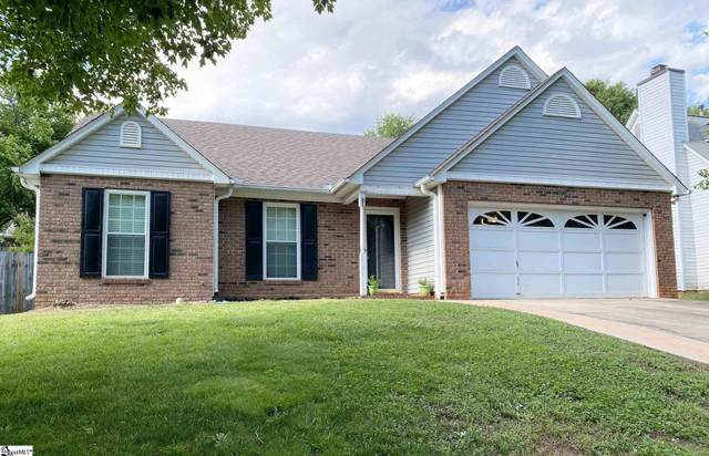 122 W Fall River Way, Simpsonville, SC 29680 (#1444418) :: Hamilton & Co. of Keller Williams Greenville Upstate