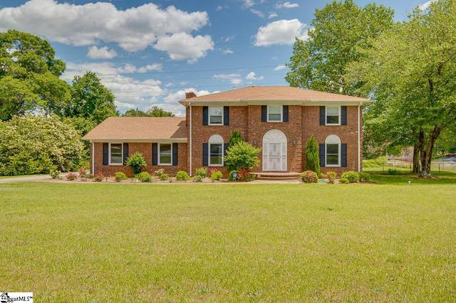 2 Queens Way, Greenville, SC 29615 (#1444426) :: Hamilton & Co. of Keller Williams Greenville Upstate