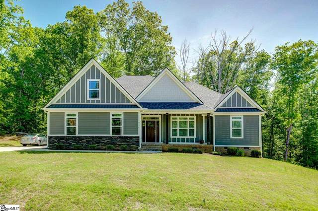 4176 S Blue Ridge Drive, Greer, SC 29651 (#1444440) :: Parker Group